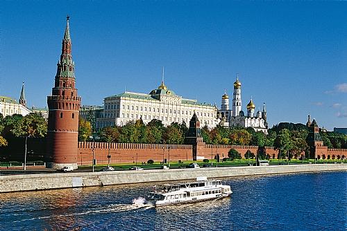 Moscou - kremlin - © lernidée