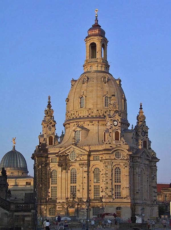 Voyages culturels et historiques de clio - Dresden architektur ...