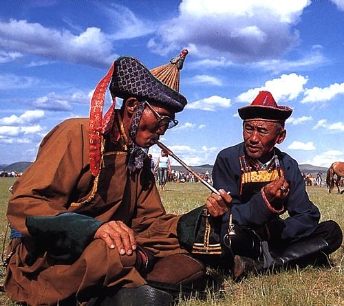 Ho ! Des mongols :O