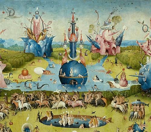 Es 100 exposition j r me bosch madrid clio voyage for Jardin des delices j bosch