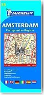 Plan Michelin d' Amsterdam. 1/12 000