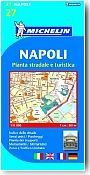Plan Michelin  de Naples. 1/12 000
