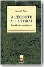 A l'écoute de la Torah. Introduction au judaïsme