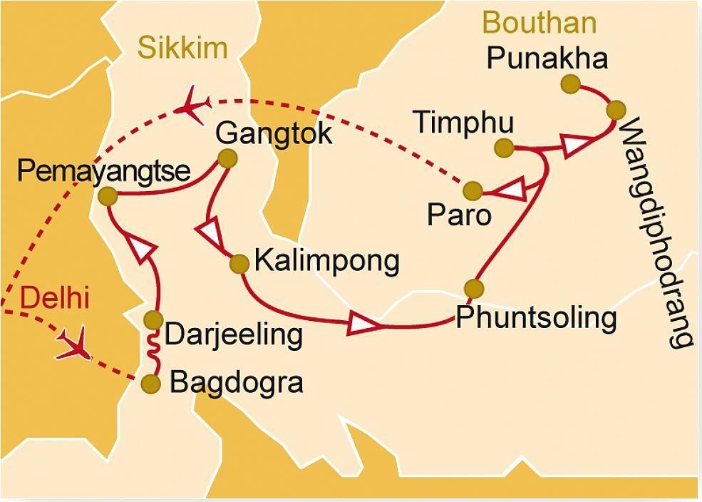 lieux de rencontre à Gangtok