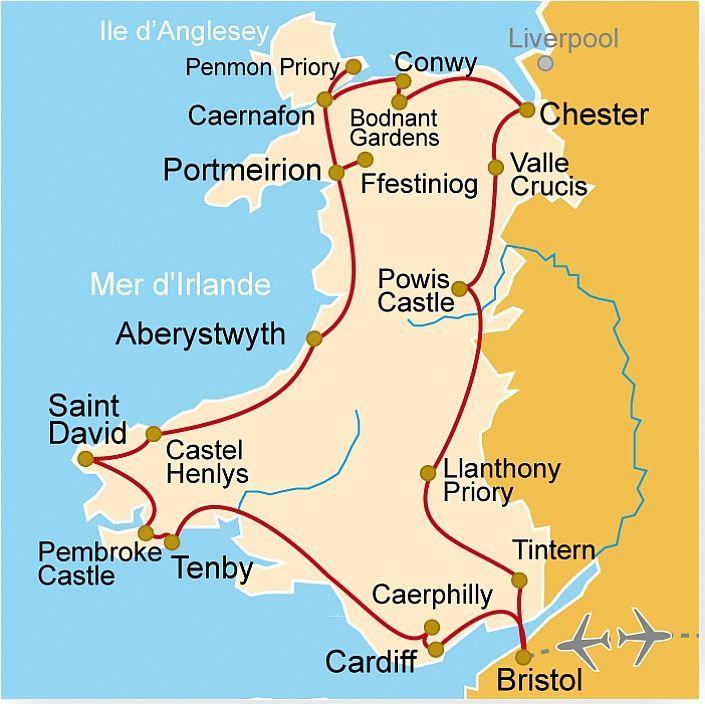 Datant du sud du pays de Galles après le soir