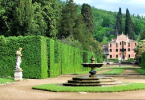 JARDINS 100 Jardins et Villas de Vénétie, De Palladio aux jardins ...