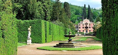 Jardins 100 jardins et villas de v n tie de palladio aux for Jardin italien