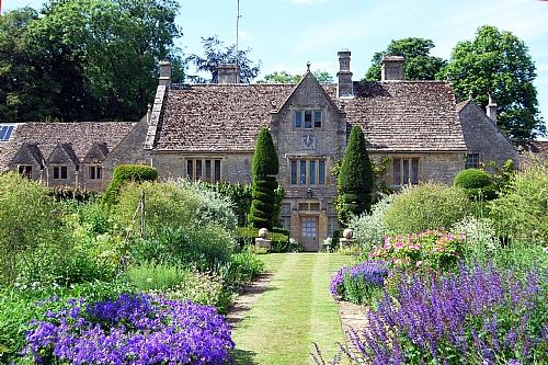 Jardins 107 jardins des cotswolds cottages fleuris et manoirs m di vaux clio voyage culturel - Jardins de bretagne a visiter ...